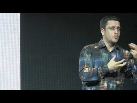 Why to create your own media channel? Maxim Spiridonov at TEDxKapranovaSt