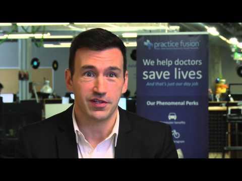 Technology Pioneer 2013 - Ryan Howard (Practice Fusion)