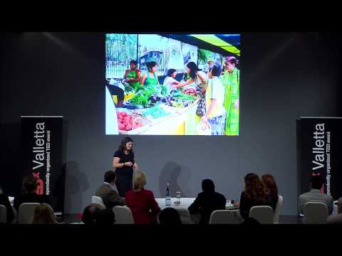 TEDxValletta - Rebecca Sweetman - What Can I Do?