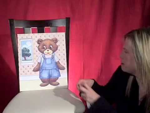 Weather Bear Felt Board Activity Idea | Cullen's Abc's