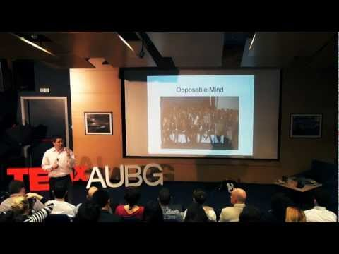 TEDxAUBG - Sam Potolicchio - How To Make the Divine Jealous: Lessons From My Students