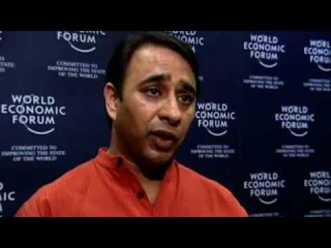 Young Global Leaders 2008 - Vikram Akula