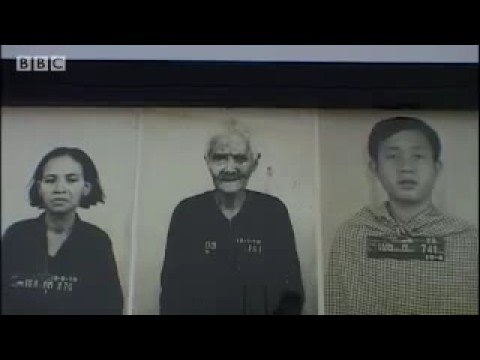 Pol Pot victims in Cambodia- Holidays in the Danger Zone - America Was Here- BBC Documentary