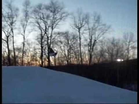Play of the Week: Snowboard Trick