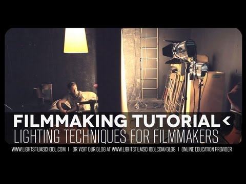 Videography Tutorial: Lighting for Video