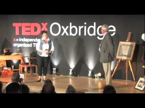 TEDxOxbridge - Barry & Andrea Coleman - The Hardest Mile: Seeing the Invisible