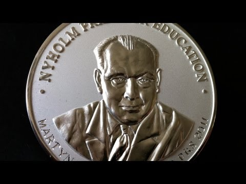 Ron Nyholm - Periodic Table of Videos