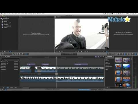 Using Transitions - Final Cut Pro X