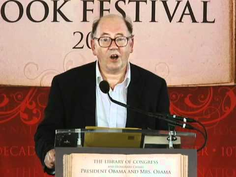 Richard Holmes: 2010 National Book Festival