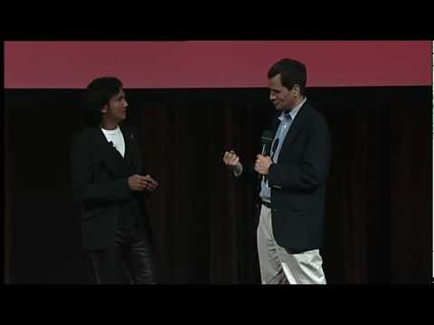 TEDxNewEngland | 11/01/11 | Jeet Singh - Interview with David Pogue