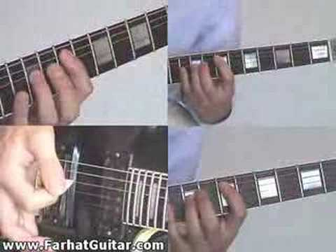 The trooper Part 3 Iron Maiden www.FarhatGuitar.com