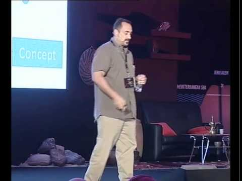 TEDxDeadSea - Laith Al-Qasem - The Fuzzy Ball of Thought