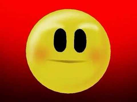 """The Great Dictator - """"read"""" by the Wal-Mart smiley face"""