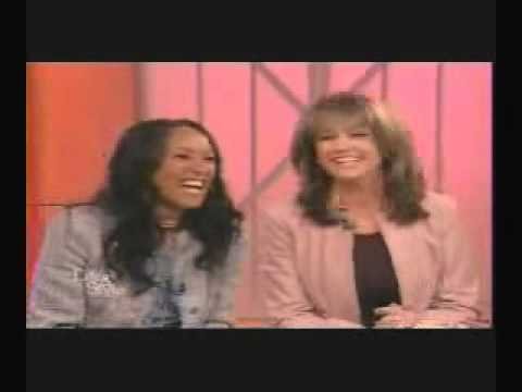 UPN's Life & Style interview-Positive Pushing