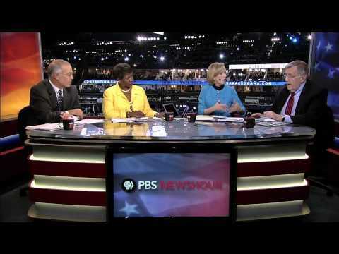 Shields and Brooks Discuss Democratic Party Unity