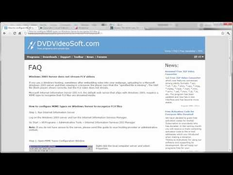 Using Dreamweaver CS5 and HTML5 to build a website pt2