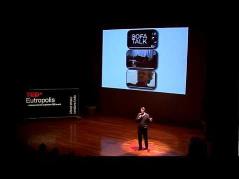 TEDxEutropolis - Walter Amerika - Why we need the creative industry