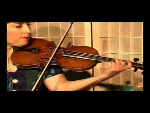 "Violin Lesson - Song Demonstration - ""The Water is Wide"""
