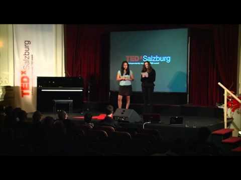 TEDxSalzburg - Stephanie Lin & Anna-Maria Cvitic - STAR