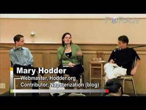 """Web 2.0 Panel Discussion - Does the """"Wiki"""" Model Work?"""
