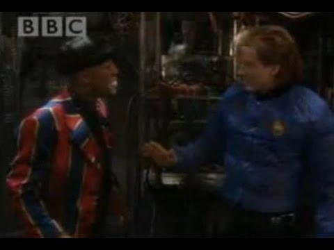 The return of Ace Rimmer and Duane Dibley - Red Dwarf - BBC comedy
