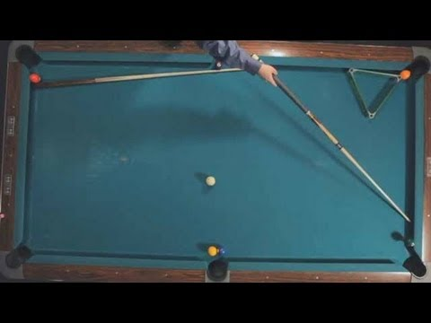 Pool Trick Shots / Intermediate Shots: Pinball