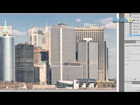 Photoshop Tutorial - Masking the Cityscape