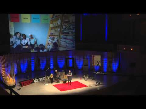 TEDxVancouver - Kara Pecknold - Design is the centre of change