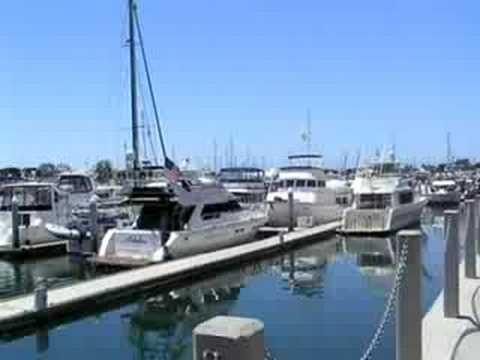 San Diego Harbor Walkway