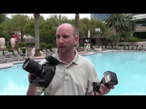 PocketWizard Nikon Version  first prototype test
