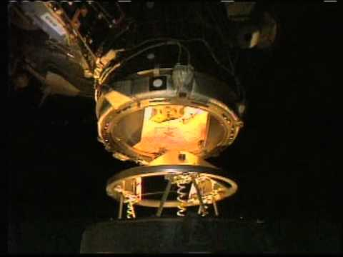 Shuttle Endeavour Docks with International Space Station.mp4