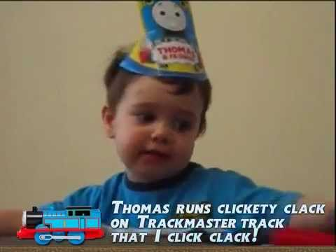 Thomas & Friends: Thomas Runs Clickety Clack on the Trackmaster Track