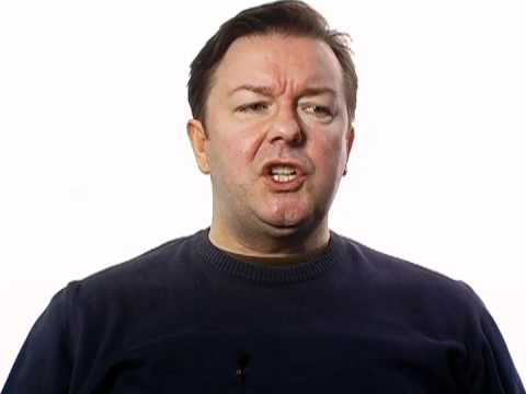 Ricky Gervais on Animal Rights