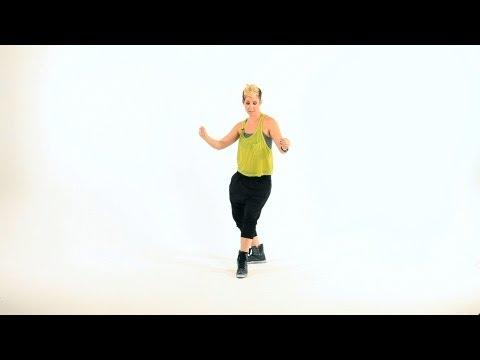 Wind It Back Dance Move   Hip Hop Dance Workout
