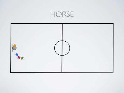 P.E. Games - HORSE