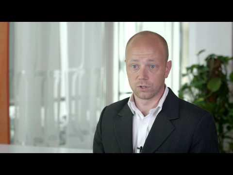 Technology Pioneer 2013 - John Elvesjo (Tobii)