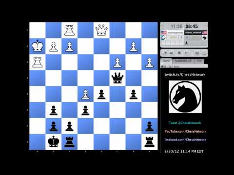 Simultaneous Chess Exhibition w/ Live Commentary #8: 6 Opponents