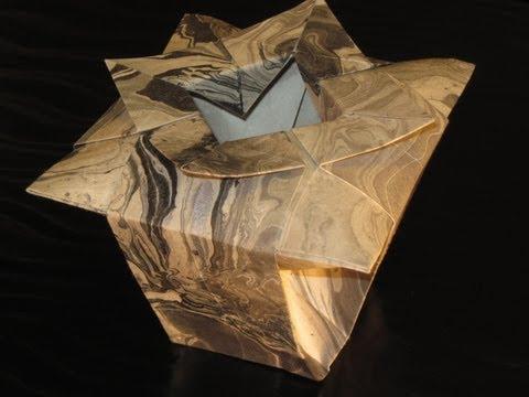 Origami: Verdi Vase / Chinese Vase