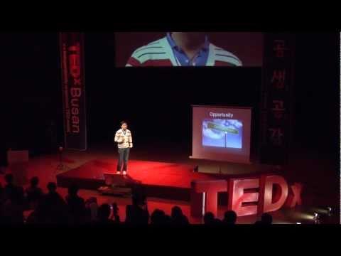 TEDxBusan - KimJungHyun - Social venture is blue ocean