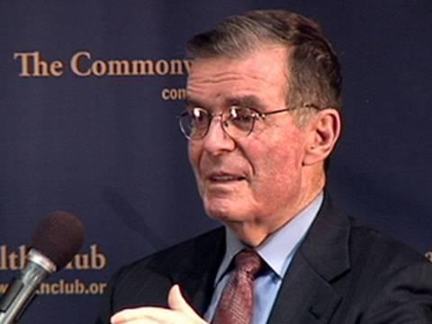 Ted Sorensen: JFK Wouldn't Have Sent Combat Troops to Vietnam