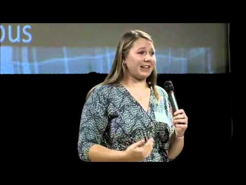 "TEDxYouth@Columbus- Hailey Tiarks- ""How to change the world without a $300,000 Debt""- 11/10/11"