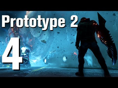 Prototype 2 Walkthrough Part 4 - Hunting [No Commentary / HD / Xbox 360]