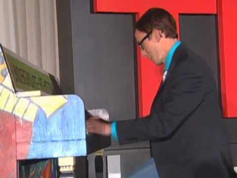 TEDxIowaCity-Chase Garrett-Boogie Woogie Piano Performance