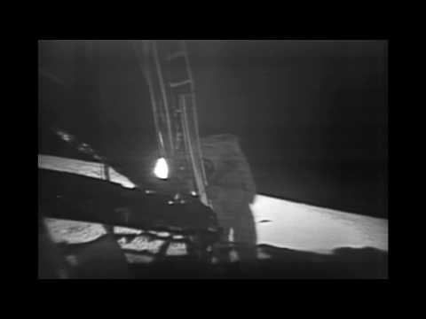 NASA | Highlight Reel of Partially Restored Apollo 11 Video