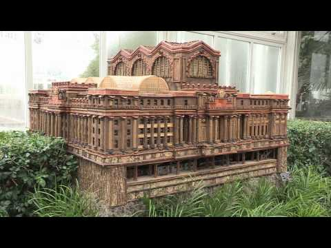 The New York Botanical Garden's Holiday Train Show — 2010