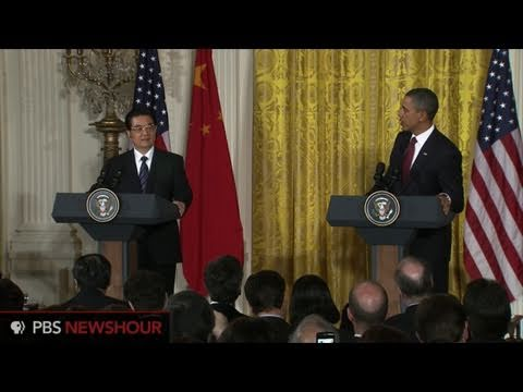 U.S.-China Relationship Based on Cooperation & 'Friendly Competition' (Part 1 - Statements)