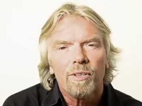 Richard Branson on Philanthropy