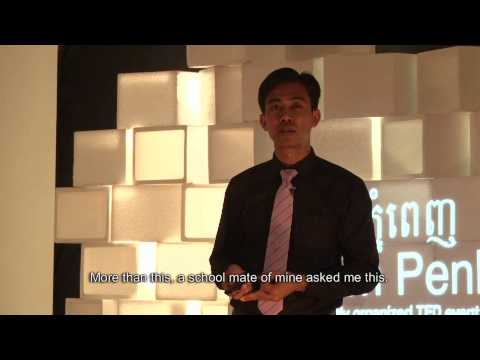 Parental Participation in Education: Rotha Chan at TEDxPhnomPenh -