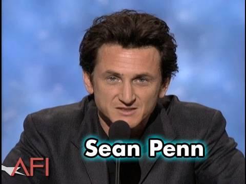 Sean Penn Salutes Robert De Niro at the AFI Life Achievement Award