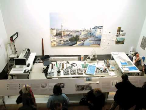 Timelapse -- Ben Johnson: Modern Perspectives | Exhibitions | The National Gallery, London